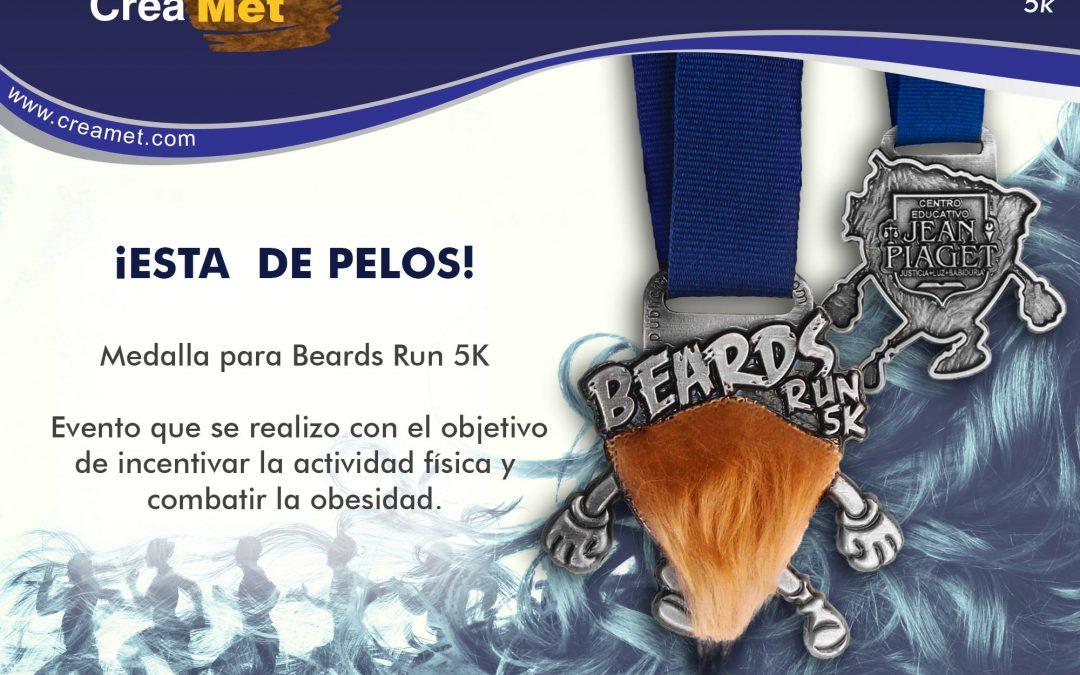 Beards Run 5K