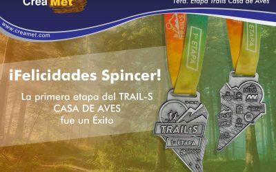 Primera etapa del TRAIL-S CASA DE AVES