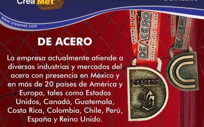 Medalla De Acero