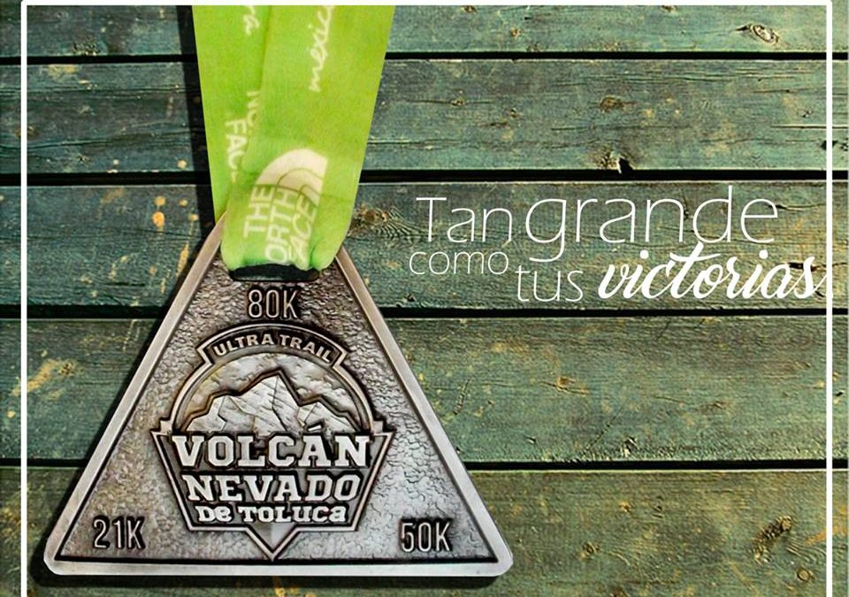 Ultra Trail – Volcán Nevado de Toluca